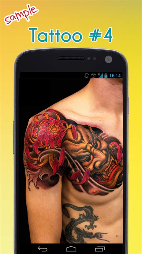tattoo gallery app japanese tattoo ideas android apps on google play