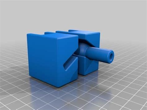 Filament Holder Kossel 3dprint kis filament holder for delta printers free 3d model 3d