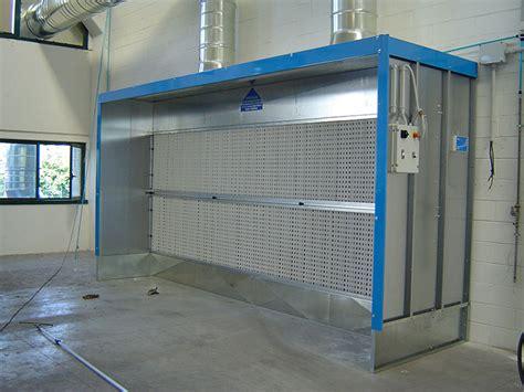 cabine di verniciatura prima impianticabine di verniciatura
