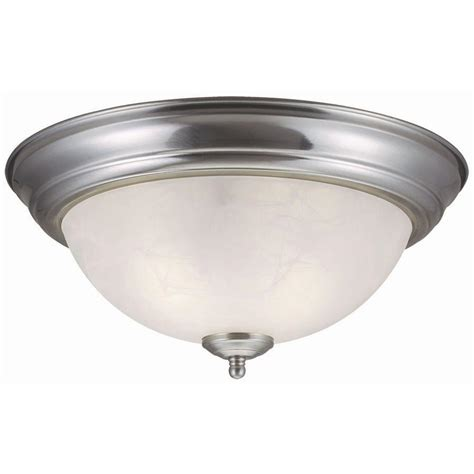 Ceiling Fixtures Home Depot by Eglo Dakar 5 Light Matte Nickel Ceiling Light 27325a The