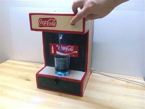 coca cola soda fountain machine youtube