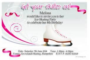 skating invitations templates 40th birthday ideas free birthday invitation templates