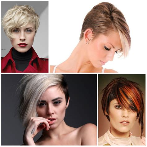 Hairstyles 2017 Trends Asymmetric by Asymmetrical Haircuts Haircuts And