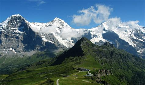 swiss alps bernese alps best places on earth