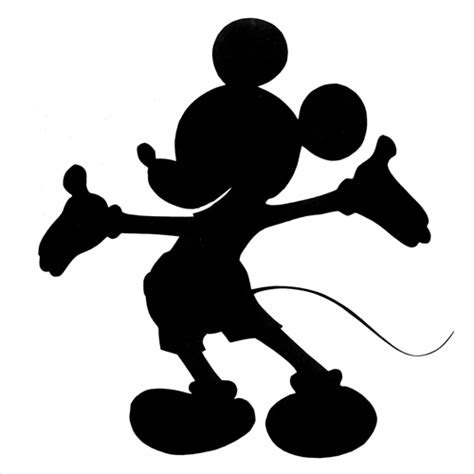 Black And White Kitchen Designs by 100 Pics Silhouettes 1 Level Answer Mickey Mouse