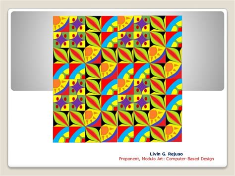 modulo art pattern generation modulo art inset 2016 output