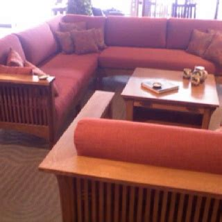 Mission Sectional Sofa by Mission Style Sectional For The Home