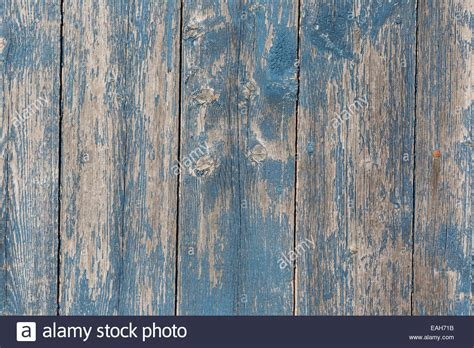 Holz Lackieren Auf Alt by Wooden Barn Board With Distressed Blue Paint Stock