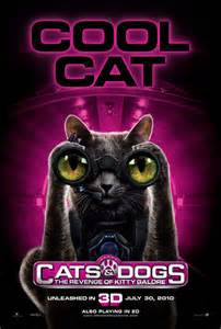Cats and dogs cool cat poster movie fanatic