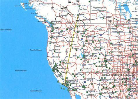 carpinteria california map 1999 carpinteria california