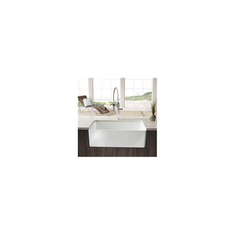 blanco fireclay sink blanco 518540 white cerana 30 inch farmhouse kitchen sink