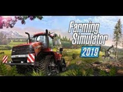 farming simulator 19 fan made trailer (fs 19) youtube
