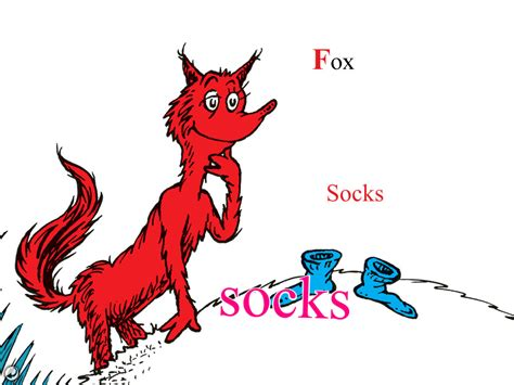 coloring pages for fox in socks free coloring pages of fox in socks
