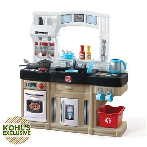 Step Two Kitchen by Kohl S Step2 Kitchen For 35 99 Free Shipping After