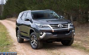 Toyota 2016 Suv Car Reviews New Car Pictures For 2017 2018 2016 Toyota