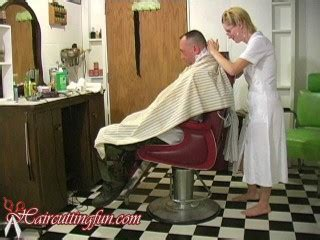 haircuttingfun barber shop barber barberette video haircuttingfun