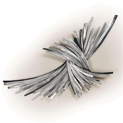 wall sculptures infinity silver metal wall sculpture