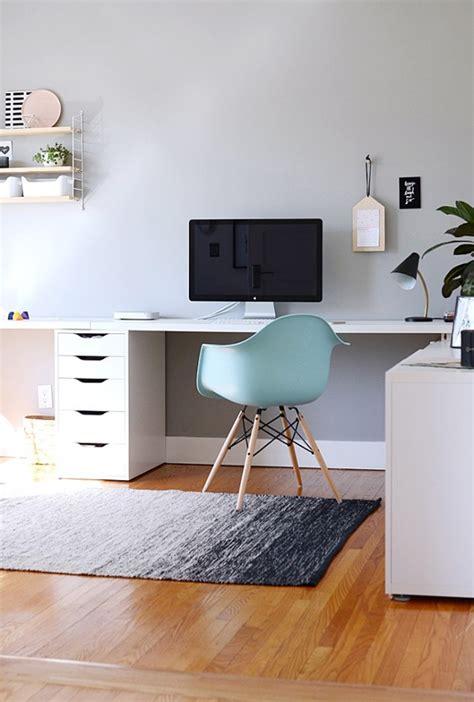20 Diy Ikea Desk Hacks For Functional Workspace House Diy Ikea Desk