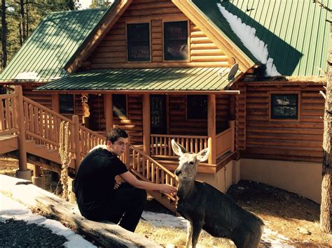 Cabins In Ruidoso New Mexico by 4 Bears Cabin Beautiful Log Home In Ruidoso Vrbo