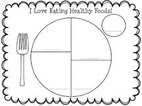 diet plate template best photos of empty food plate template myplate blank