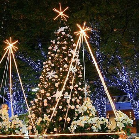 250 Led Lights Christmas Tree Light Fairy String Xmas Light String Tree