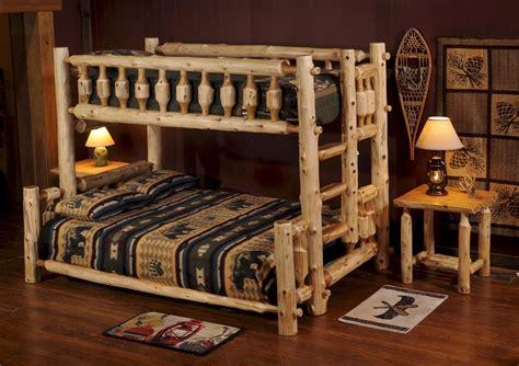 log bed plans woodwork log bunk bed plans free pdf plans