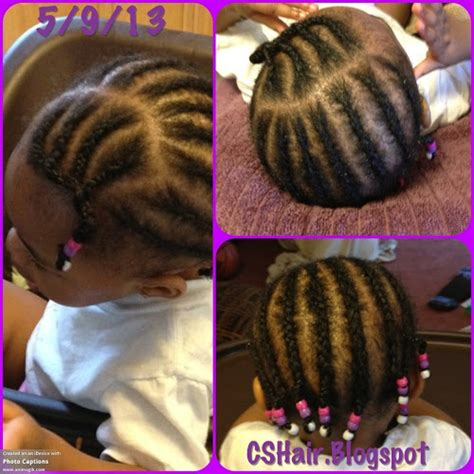 how to braid black hair babies toddler hairstyles for little curls naturals by cshair
