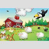 Cartoon Farm Scene | 800 x 531 jpeg 116kB