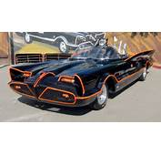 Okay I Saw That The Original Batmobile Sold For $46 Million