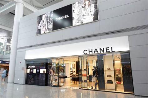 chanel returns  incheon airport