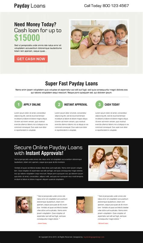 improve your conversion rate with our effective landing page
