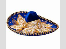 MARIACHI OR CHARRO DECORATED HAT Sombrero Mariachi o ... Imitation Leather