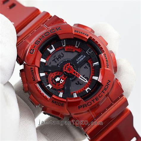 Casio G Shock Ori Bm Ga 110 Merah harga sarap jam tangan g shock ga110nm 4a metallic ori bm