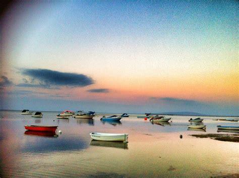 boat shop frankston sunset over boats rosebud beach mornington peninsula