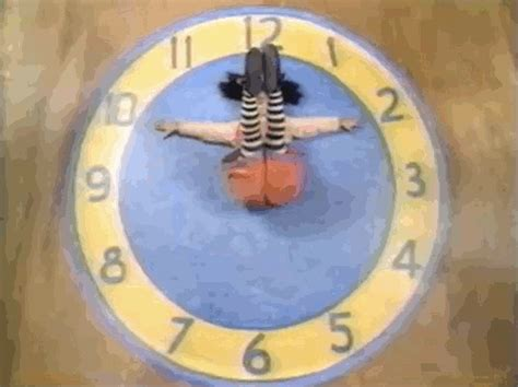 big comfy couch clock the big comfy couch on tumblr
