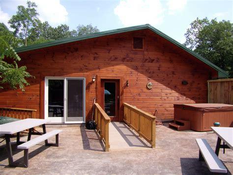 Massanutten Cabins by 1850 S Massanutten Springs Retreat Gling