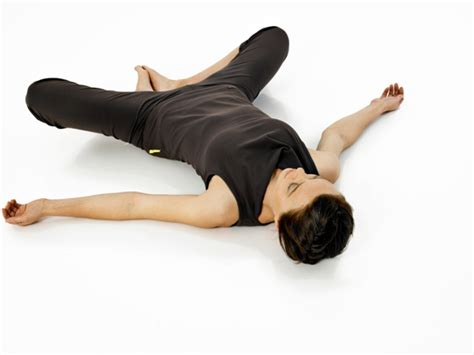 reclined position 8 best yoga poses for sleep relaxation techniques to