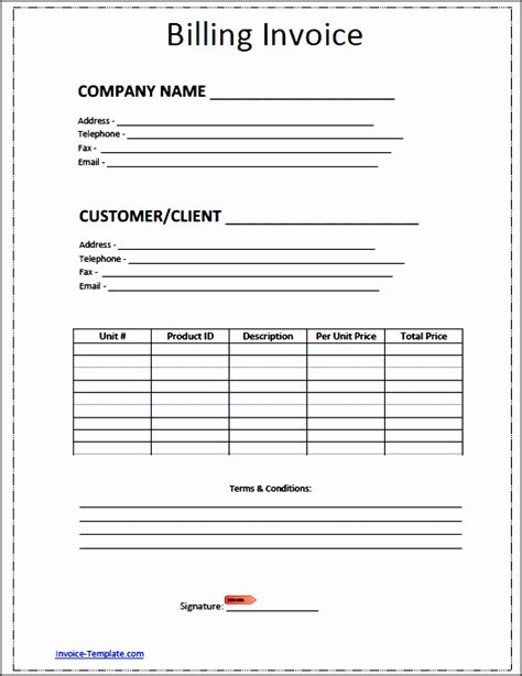 c template exle 6 free statement of work template in excel