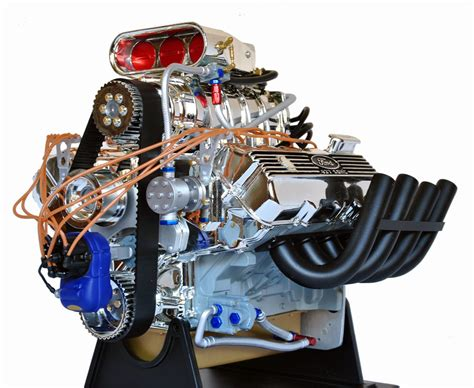 best engine summit racing 1 6 scale top fuel ford cammer racing engine