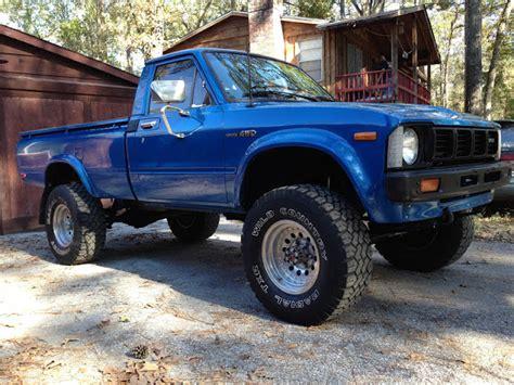 Classic Toyota 4x4 Trucks For Sale 1981 Toyota Truck Classic 4x4