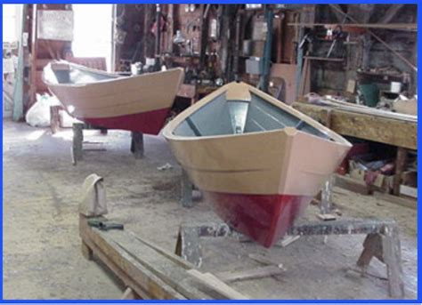 wooden dory boat for sale topsfield ma students build wooden dory new england