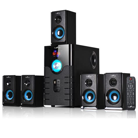 what is a 5 1 surround sound audio system