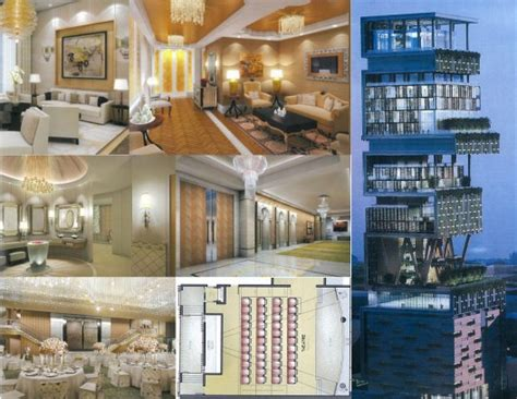 mukesh ambani home interior what does the home of the 5th richest in the world look like room service 360 176