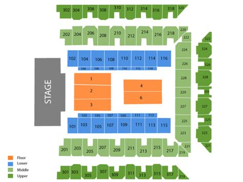 baltimore arena seating chart disney on viptix royal farms arena tickets