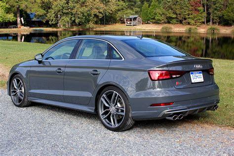 Audi S3 by 2017 Audi S3 Drive Impressions Digital Trends