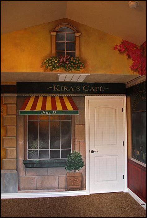 Country Kitchen Theme Ideas Kitchen Ideas With Cafe Murals Ideas Cafe Theme Decorating Ideas Country