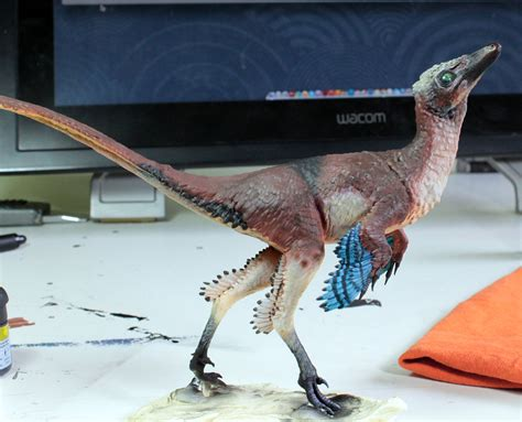Or Krentz Coolminiornot David Krentz 180 S Troodon Wip By Platypuss