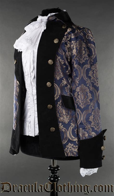 Royal Jacket blue royal pirate jacket