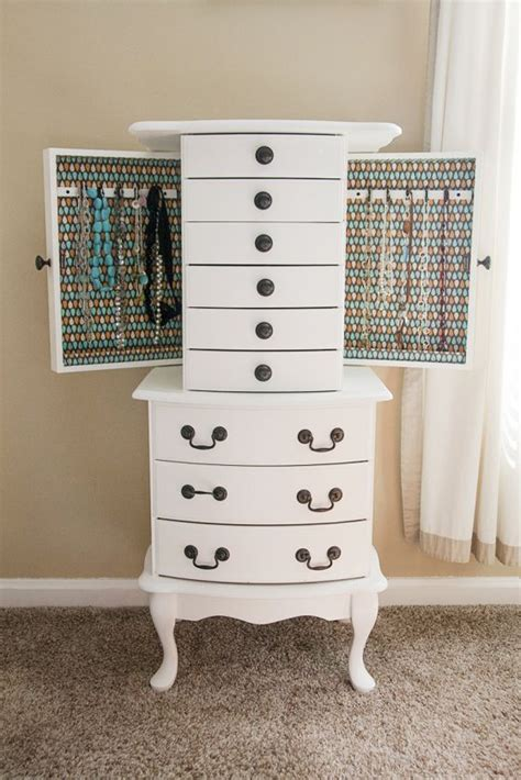jewelry armoire makeover best 25 armoire redo ideas on pinterest kitchen armoire