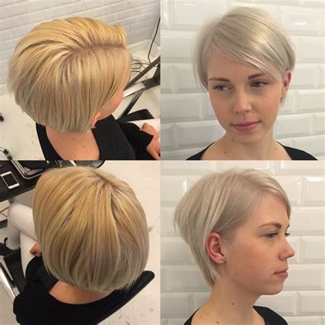 short stacked wedge for fine thinning hair 70 winning looks with bob haircuts for fine hair short
